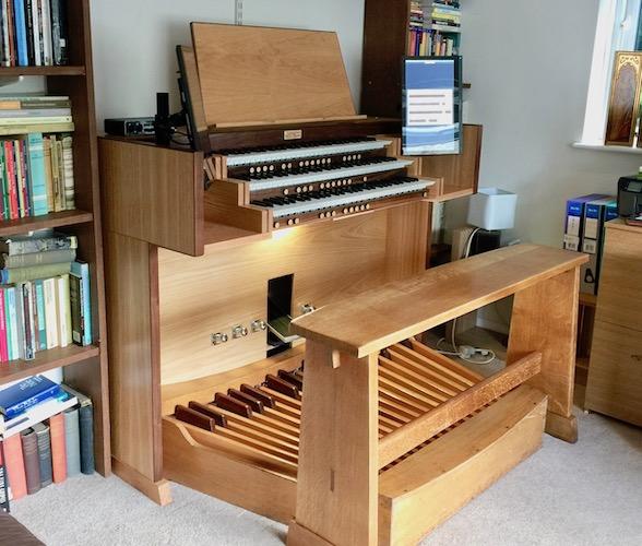 Nottingham MIDI Organs - Hauptwerk Organ Specialists - New