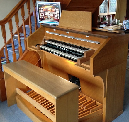 Nottingham MIDI Organs - Hauptwerk Organ Specialists
